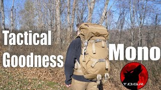 Sabra Gear Mono Backpack Review