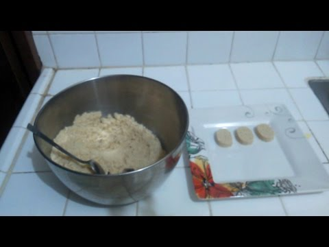 How to make Polvoron