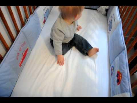 101 - Crib bumper