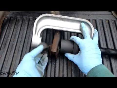 How to Replace Control Arm Bushings (FAST)