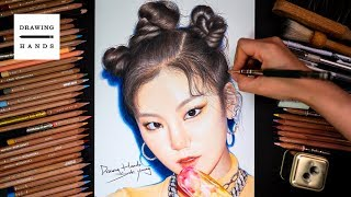 Download Drawing Itzy Yeji [Drawing Hands][Drawing Hands] Video