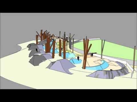 WAC Dirt Jump Park - Concept