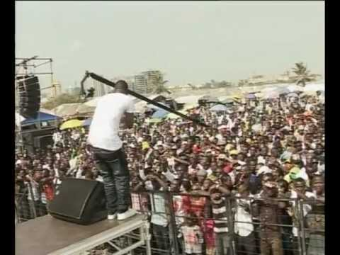 JAYWON PERFORMING @THE 12th ANNUAL KENNIS MUSIC FESTIVAL