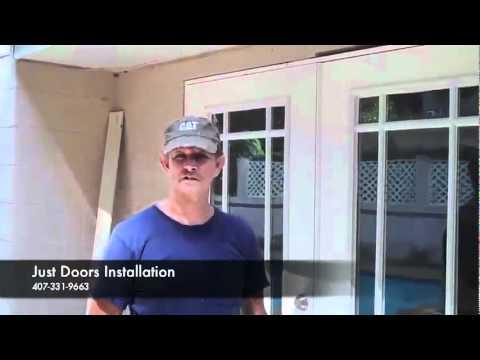 orlando florida interior french doors