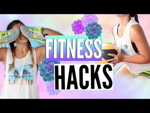 10 Fitness Hacks | Get Bikini Body Ready for Summer | Courtney Lundquist