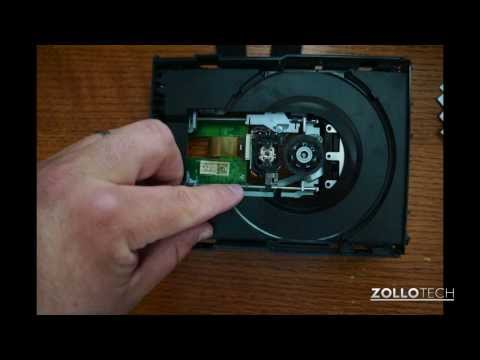 How To Repair an Xbox 360 Disc Error
