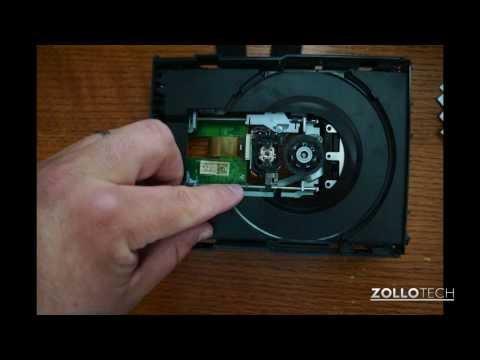 How To Repair an Xbox 360 Disc Error