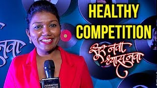Vaishali Made As Contestant In Sur Nava Dhyas Nava | Interview & Performance | Colors Marathi