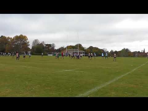 WCGS U16 v's Glyn (1)