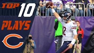 Bears Top 10 Plays of the 2016 Season | NFL Highlights