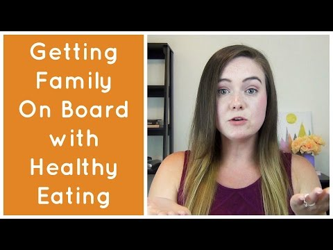 What If Your Family Doesn't Eat Healthy?