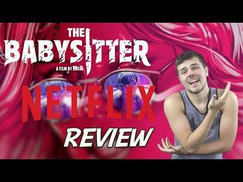 The Babysitter Netflix Movie Review