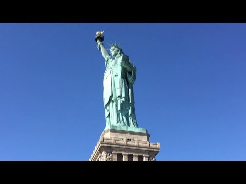 Exploring Liberty Island - Watch This Video Before Visiting The Statue Of Liberty