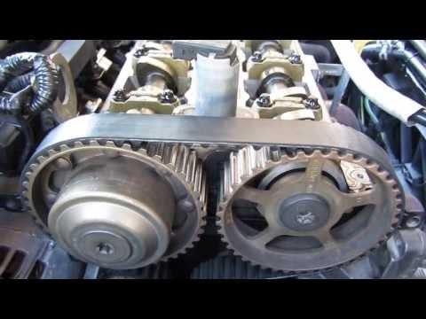 Floorstock's SVT Focus Old Timing Belt Repair