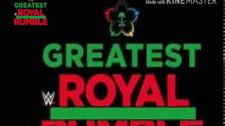 Download WWE GREATEST ROYAL RUMBLE 2018 || Saudi Arabia Video