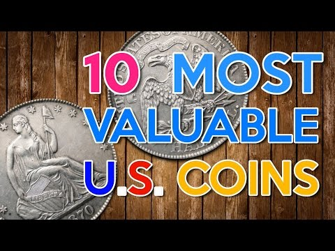 💵 10 Most Valuable U.S. Coins - Do you have any?
