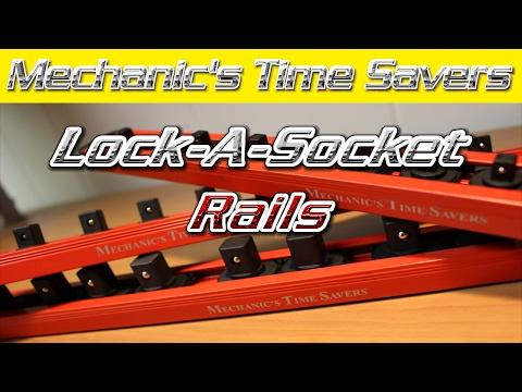 MTS Lock-A-Socket Rails ✔