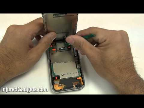 iPhone 3Gs LCD Display Repair Replacement Guide
