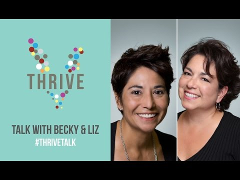 Secrets of a Profitable Experiential Agency | Thrive Talk | Becky & Liz