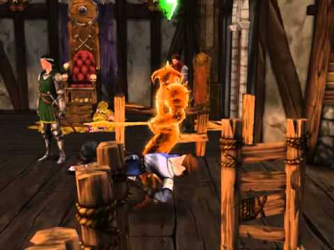The Sims Medieval Pirates And Nobles: Awesome monarch footage