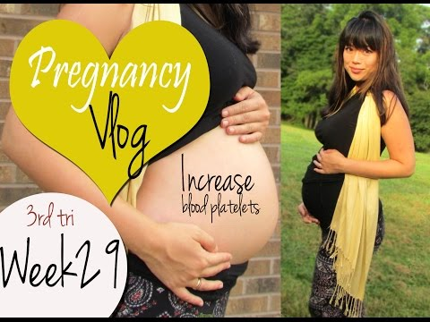 How I Increased My Blood Platelet Count Naturally and Safely: Pregnancy Vlog 29wks