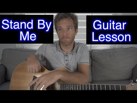 Stand By Me Guitar Lesson