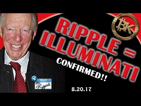 ⚡ RIPPLE = ILLUMINATI!! [CONFIRMED] ⚡ Free Bitcoin Technical Analysis & Crypto Currency News 2107