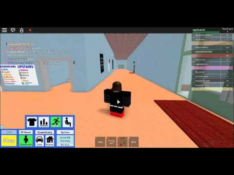 roblox high school/ trying to see if a girl will date me
