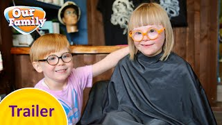 Our Family Series 6 Episode 15 Promo   CBeebies