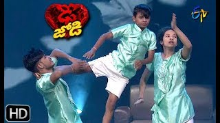 Subhash and Mansi Performance 02| Dhee Jodi | 15th May 2019    | ETV Telugu