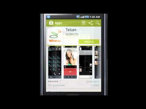 How to Download and Install Telcan Android App