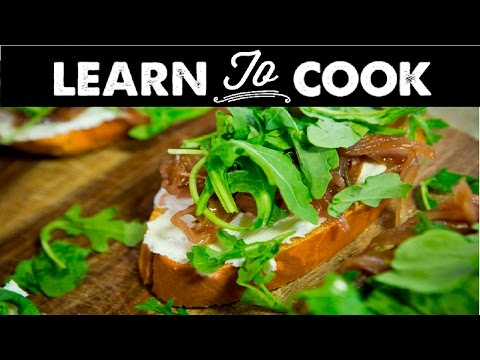 Learn To Cook: How To Make Onion Jam