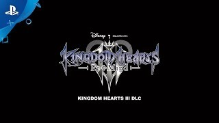 Kingdom Hearts III - State of Play Re Mind [DLC] Trailer | PS4
