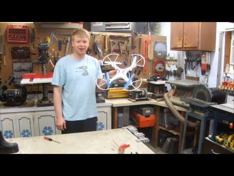 Quadcopter Drone Repair