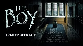 The Boy - Trailer italiano ufficiale [HD]