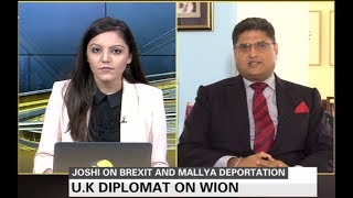 Bharat Joshi talks on Brexit, Mallya deportation & more