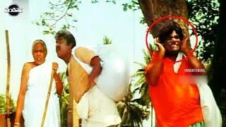 kota Srinivas Hilarious And Babu Mohan Funny Comedy Scene | Telugu Comedy | Vendithera