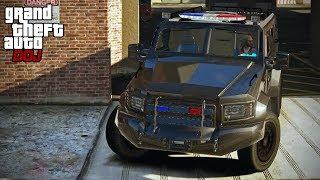 GTA 5 Roleplay - DOJ 394 - BearCat Joy Ride