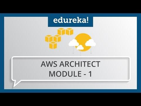 Amazon AWS Training Video | AWS Certified Solutions Architect Tutorial | AWS Tutorial | Edureka