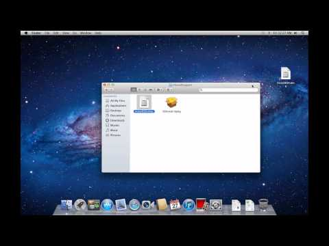 Create Bootable OS X 10.7 Lion Recovery DVD