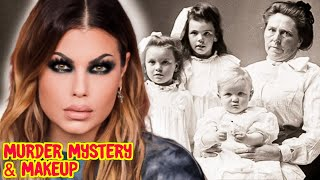 Hell's Belle The Black Widow of the Midwest - Belle Gunness - Mystery & Makeup GRWM   Bailey Sarian