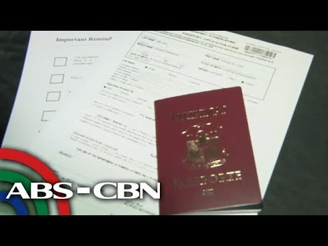 Failon Ngayon: Passport Application Process