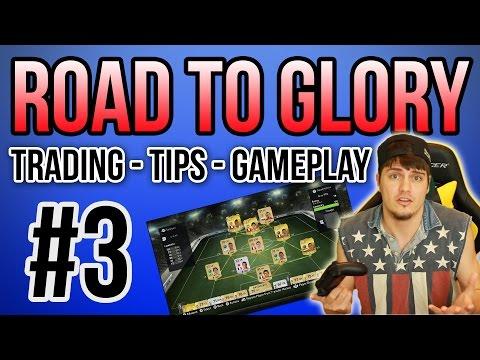 FIFA 15 ROAD TO GLORY   TRADING TIPS & LIGUE 1 TRANSFERS   FIFA Ultimate Team (FUT 15)  -  RTG #3
