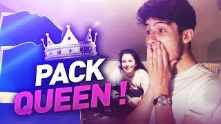 MARIE ME PACK L'UN DES MEILLEUR TOTS #PackQueen !! FUT 17