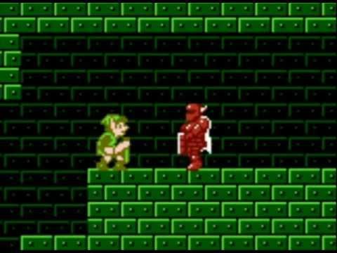 Retro Hard: Knuckles and Birds - Zelda 2: The Adventure of Link