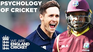 Psychology of Cricket | Chris Woakes vs Chris Gayle - Old Trafford 2017
