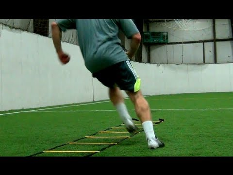 Speed Ladder   Improve Speed With Ladder Drills   Agility Training