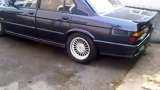 E28 Alpina B10 3.5 Restored By Me In 2012