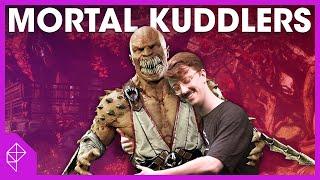 No one asked but I found Mortal Kombat's best cuddler | Unraveled