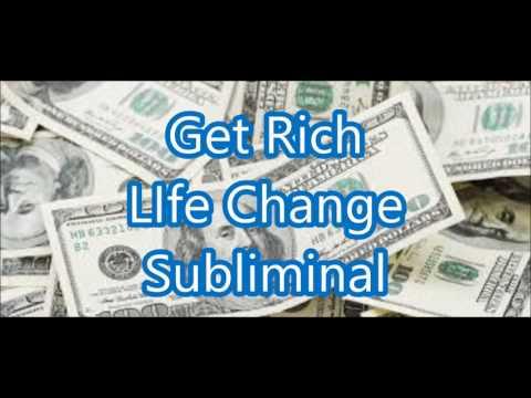 Become Rich - Life Change Subliminal